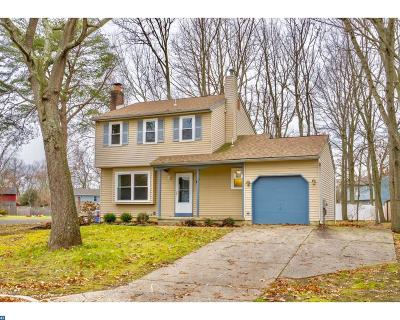 Gloucester Twp Single Family Home ACTIVE: 74 Winfield Road