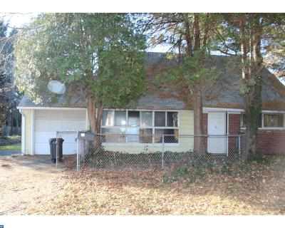 Levittown PA Single Family Home ACTIVE: $170,000
