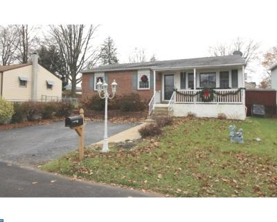 Feasterville PA Single Family Home ACTIVE: $246,900