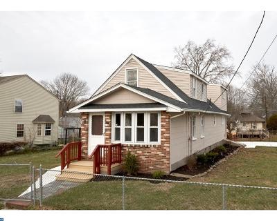 Somerdale Single Family Home ACTIVE: 202 Garden Avenue