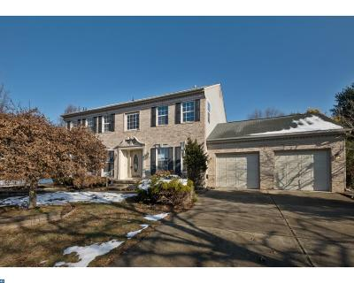 Burlington Single Family Home ACTIVE: 3 Barclay Road