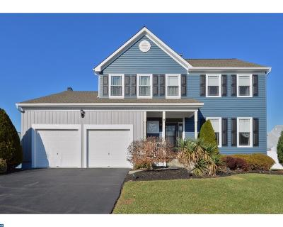 Burlington Township Single Family Home ACTIVE: 3 Castle Road