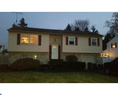 Warminster PA Single Family Home ACTIVE: $289,900