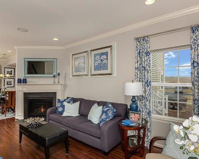 Doylestown PA Condo/Townhouse ACTIVE: $307,000