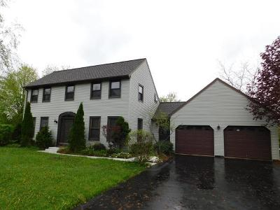 Russell Single Family Home For Sale: 20 Valley View Drive