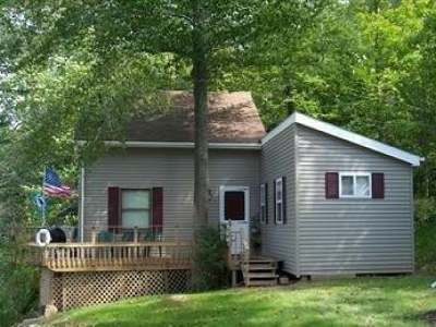 Warren Single Family Home For Sale: 1781 Kinzua Road