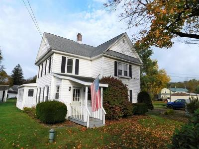 Sugar Grove Single Family Home For Sale: 105 Curtis Street