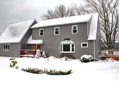 Sugar Grove Single Family Home For Sale: 2841 Jones Hill Road