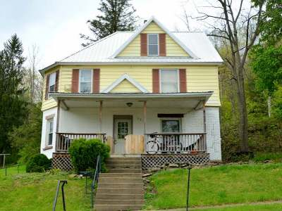 Warren Single Family Home For Sale: 321 Jackson Avenue