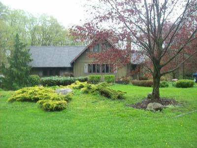 Sugar Grove Single Family Home For Sale: 481 Teal Hill Rd
