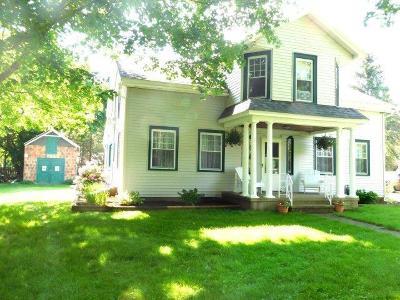 Warren Single Family Home For Sale: 1215 Conewango Avenue