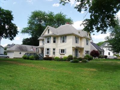 Warren Single Family Home For Sale: 103 Central Avenue