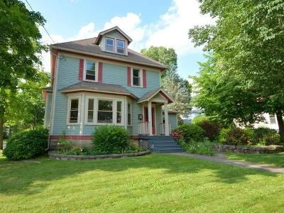 Warren Single Family Home For Sale: 21 Third Avenue East