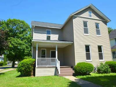 Warren Single Family Home For Sale: 101 Parker Street