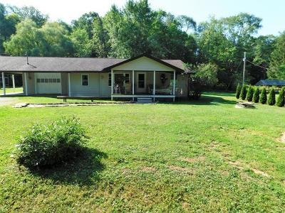Russell Single Family Home For Sale: 2338 Priest Hollow Road