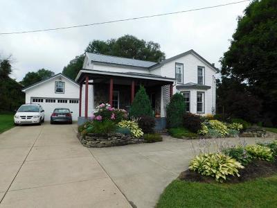 Sugar Grove Single Family Home For Sale: 20 Warren Road
