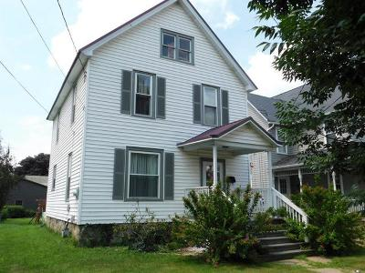 Warren Single Family Home For Sale: 120 Onondaga Avenue