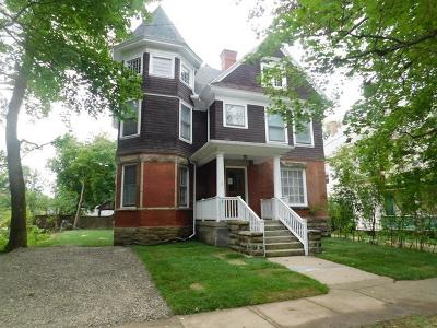 Warren Single Family Home For Sale: 307 Poplar Street