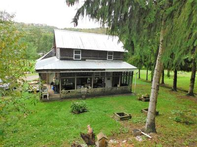 Warren Single Family Home For Sale: 2029 Jackson Run Road
