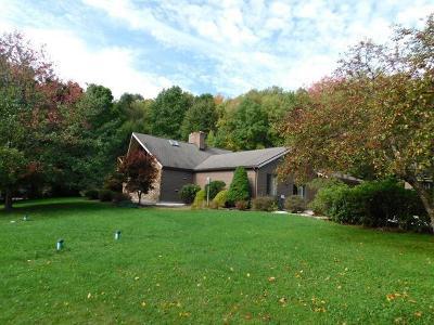 Warren Single Family Home For Sale: 1251 Quaker Hill Road
