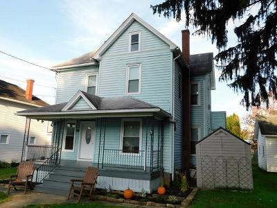 Warren Single Family Home For Sale: 111 Carver Street North