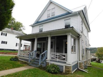 Warren Single Family Home For Sale: 306 Jackson Avenue