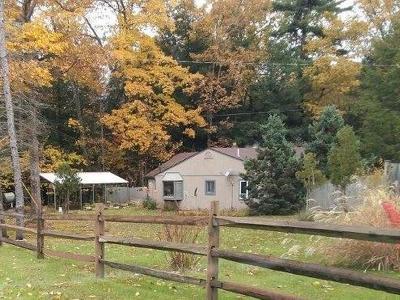Warren Single Family Home For Sale: 4371 Hatch Run Road