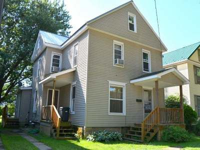 Warren Single Family Home For Sale: 21 South South Street