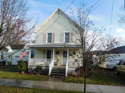 Warren Single Family Home For Sale: 605 Lexington Avenue