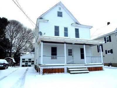 Warren Single Family Home For Sale: 111 Cayuga Avenue