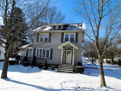 Warren Single Family Home For Sale: 23 Beckett Park