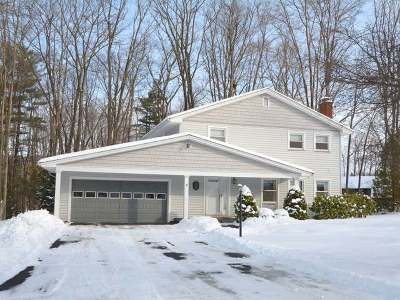 Warren Single Family Home For Sale: 5 Woodlawn Drive