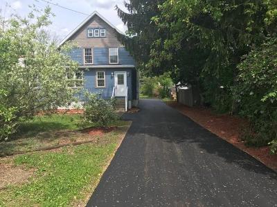Warren Single Family Home For Sale: 118 Conewango Avenue