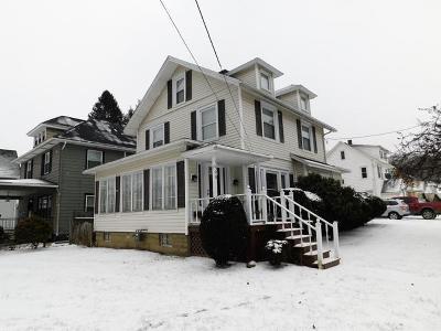 Warren Single Family Home For Sale: 1000 Conewango Avenue