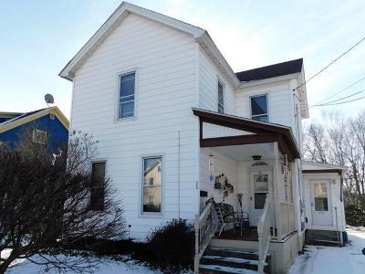 Warren Single Family Home For Sale: 28 & 28.5 Pine Street