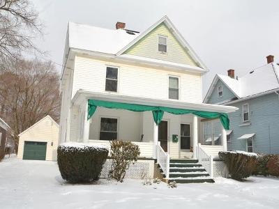 Warren Single Family Home For Sale: 9 Central Avenue