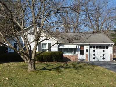Warren Single Family Home For Sale: 609 West Street