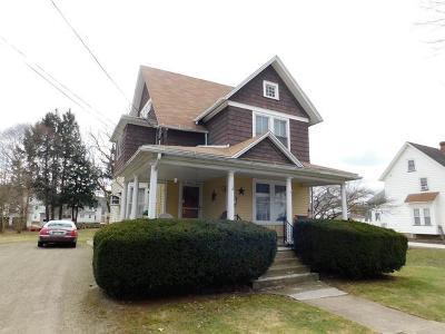 Warren Single Family Home For Sale: 116 Wayne Street E