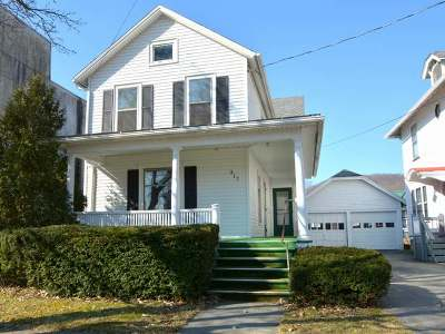Warren Single Family Home For Sale: 317 Union Street