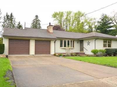 Warren Single Family Home For Sale: 17 Weatherbee Street
