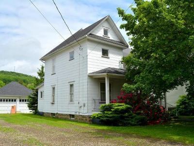 Warren Single Family Home For Sale: 708 Conewango Avenue