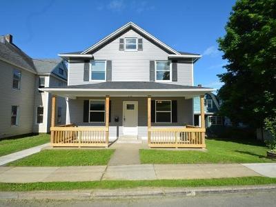 Warren Single Family Home For Sale: 241 Buchanan Street