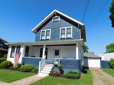 Warren Single Family Home For Sale: 19 Hertzel Street