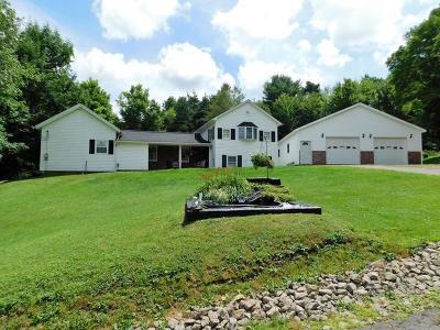Sugar Grove Single Family Home For Sale: 12055 Jackson Run Road
