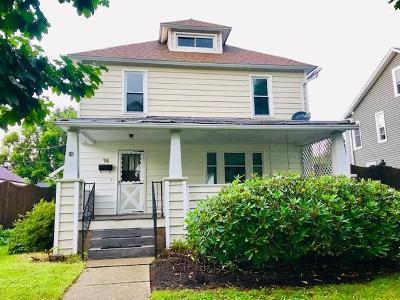 Warren Single Family Home For Sale: 16 Church Street