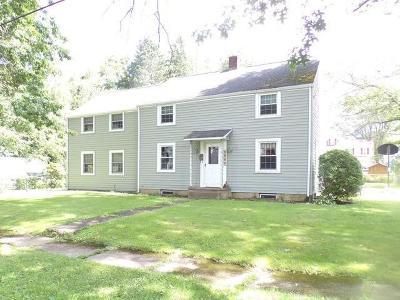 Warren Single Family Home For Sale: 100 Lansing Street