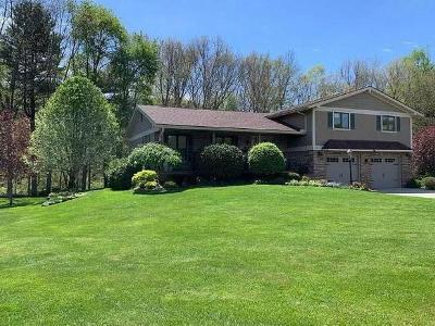 Russell Single Family Home For Sale: 34 Greenbriar Circle