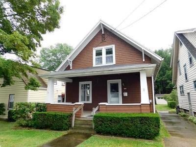 Warren Single Family Home For Sale: 103 Church Street