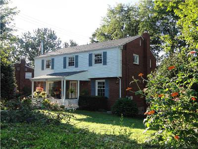 Monroeville PA Single Family Home Sold: $139,900