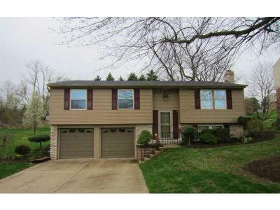 Monroeville PA Single Family Home Sold: $174,900